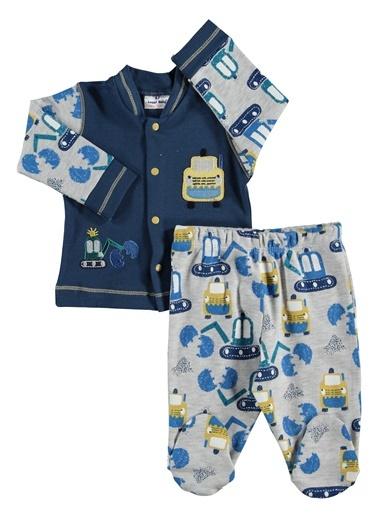 Pijama Takım-Luggi Baby